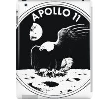 Nasa Graphics Standards Manual 1976 0004 Mission Patches and Other Symbols Apollo 11 iPad Case/Skin