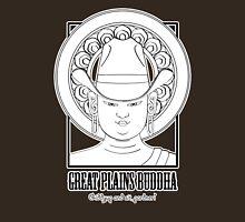 The Great Plains Buddha Unisex T-Shirt