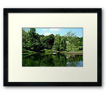Pond at Boar's Head   ^ Framed Print