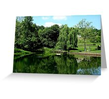 Pond at Boar's Head   ^ Greeting Card
