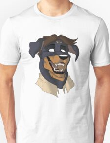 dog rotweiller T-Shirt