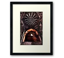 Agra Fort Framed Print