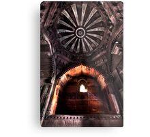 Agra Fort Metal Print