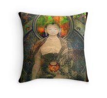 Bodhisattva Throw Pillow