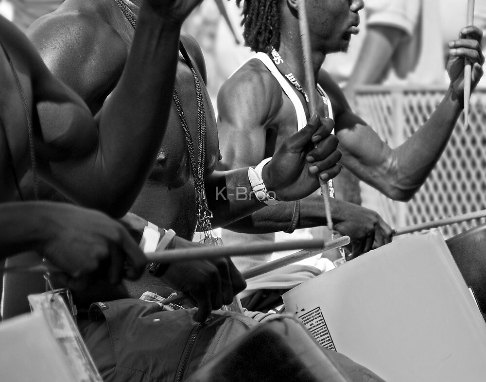 Bucket Boys by K-Broo
