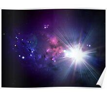 Fantastic Nebulas 3 Poster