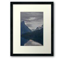 Møre og Romsdal . Romsdalen . Norway . by Brown Sugar . Favs (4) . Views (273). Waaaawsss !!!! Many Thanks !!! Framed Print