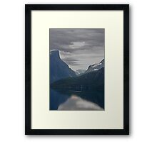 Møre og Romsdal . Romsdalen . Norway . by Brown Sugar . Favs (4) . Views (273). Waaaawsss !!!! Many Thanks !!! Framed Print