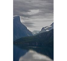 Møre og Romsdal . Romsdalen . Norway . by Brown Sugar . Favs (4) . Views (273). Waaaawsss !!!! Many Thanks !!! Photographic Print