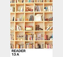 Reader Strip by ReadsTheBooks