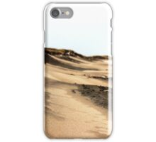 Dunes at The Fence iPhone Case/Skin