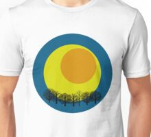 egg moon Unisex T-Shirt