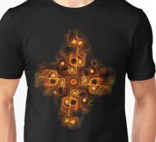 Orange Cross Unisex T-Shirt