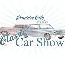 Boulder City classic car show  by surgedesigns