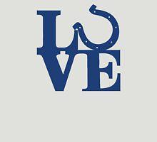 LOVE - Colts v2 Unisex T-Shirt