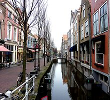 Delft, Holland by Lisa Williams