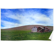 Patterson Pass Rd  •  Livermore Farm Poster