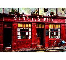 Murphy's Pub Dingle Photographic Print