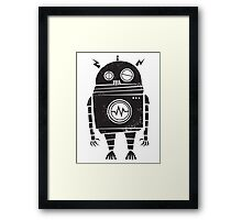 Big Robot 2.0 Framed Print