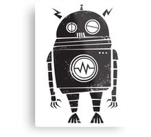 Big Robot 2.0 Metal Print