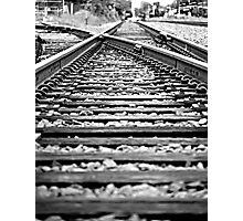 Changing Paths Photographic Print