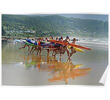 2011 Lorne surf carnival (10) Poster