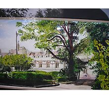 Magdalene college Oxford Photographic Print