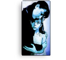 360 - A Little Protect Darkly Canvas Print