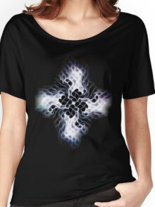 White Cross Women's Relaxed Fit T-Shirt