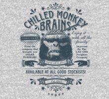 Chilled Monkey Brains One Piece - Short Sleeve