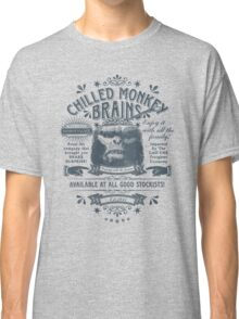 Chilled Monkey Brains Classic T-Shirt