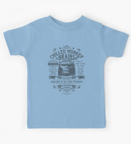 Chilled Monkey Brains Kids Clothes