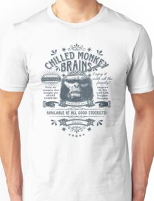 Chilled Monkey Brains Unisex T-Shirt