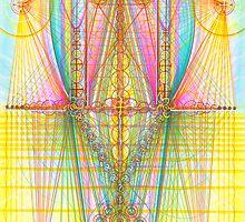 Divine Mercy by George Seraphim