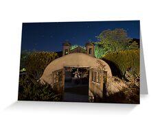 Heaven Above: Santuario de Chimayo Greeting Card