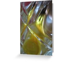 Beer Glass and Lighter Greeting Card