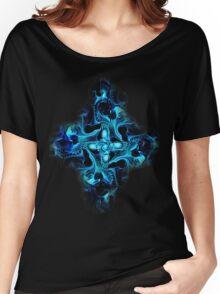 Blue Cross Women's Relaxed Fit T-Shirt