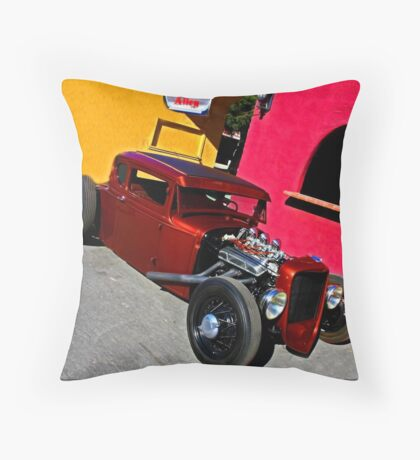 Ratzo Rizzo Throw Pillow