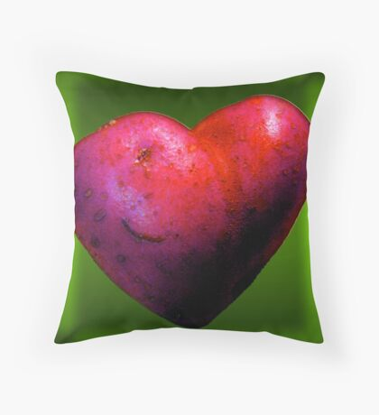 I LOVE Spuds! Throw Pillow
