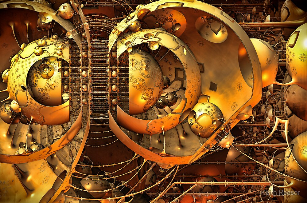 Steampunk by Keith Reesor