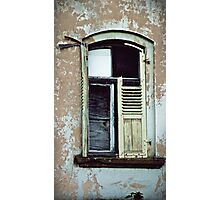 """Fenster"" Photographic Print"