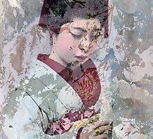 Vintage Geisha by suzannem73