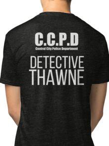 C.C.P.D Detective Thawne Tri-blend T-Shirt