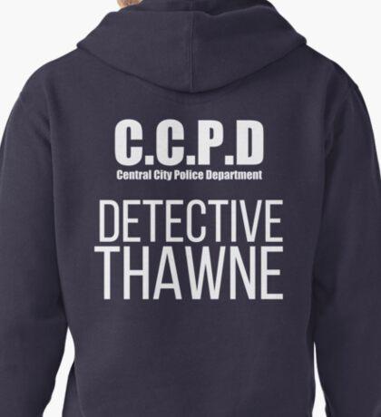 C.C.P.D Detective Thawne Pullover Hoodie