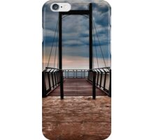 Sealy Lookout at dusk iPhone Case/Skin