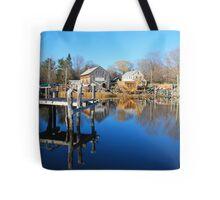 Essex Ship Yard - Essex, Massachusetts Tote Bag