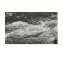 the rushing American River Art Print