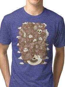 Crazy Hair Day Tri-blend T-Shirt