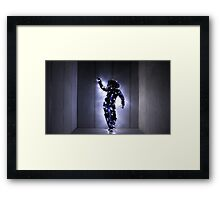 In Search Of You Framed Print