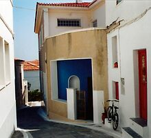 """Andros Alley by Christine """"Xine"""" Segalas"""